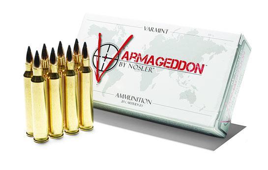 Nosler Varmageddon: Hyper-Accurate New Varmint Load