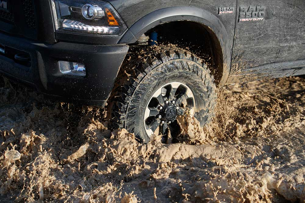 yokohama geolander tires mud riding