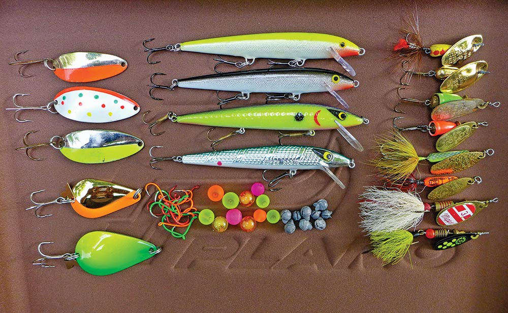 Fishing Lures for Brown Trout