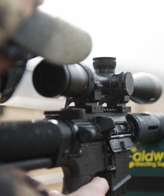 Rifle Scope Review: OL Ranks the Best New Scopes for 2012