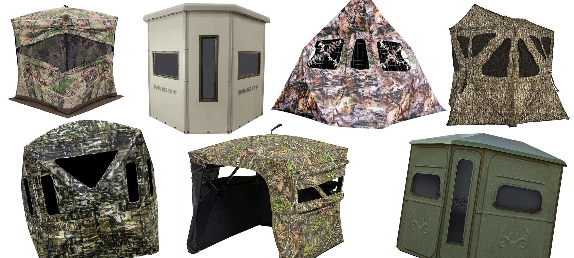 best ground hunting blinds
