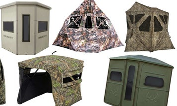 The Best Hunting Blinds for any Budget