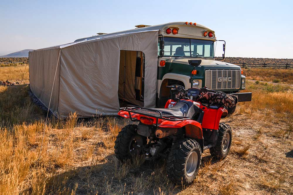 sam soholt open country bus camp