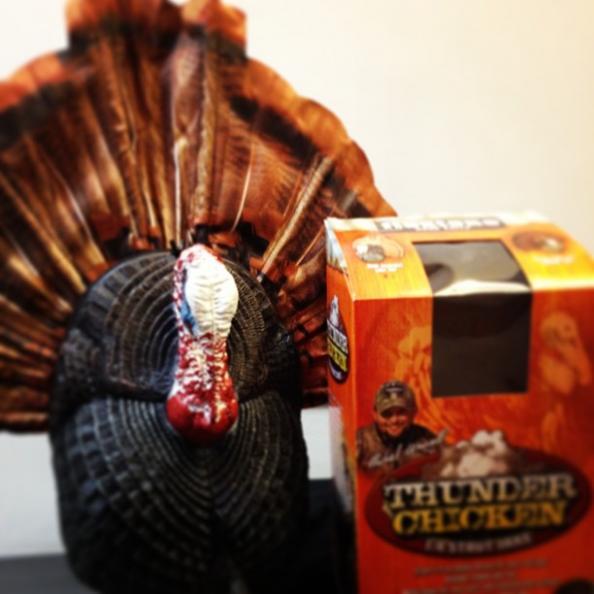 Instagram Photo Contest: Win a Turkey Decoy