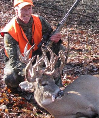 Photos: 34-Point Mutant Buck From Kentucky