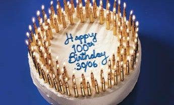Happy 100th Birthday .30/06