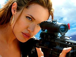 Brad Pitt Gives Angelina Jolie a $400K Shooting Range as Wedding Gift