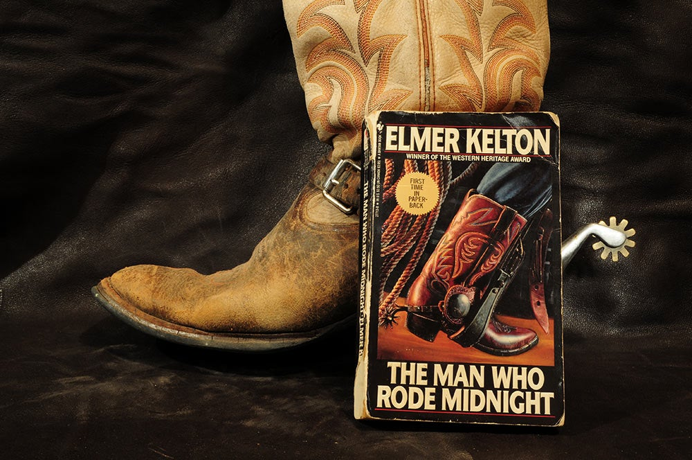 The Man Who Rode Midnight by Elmer Kelton