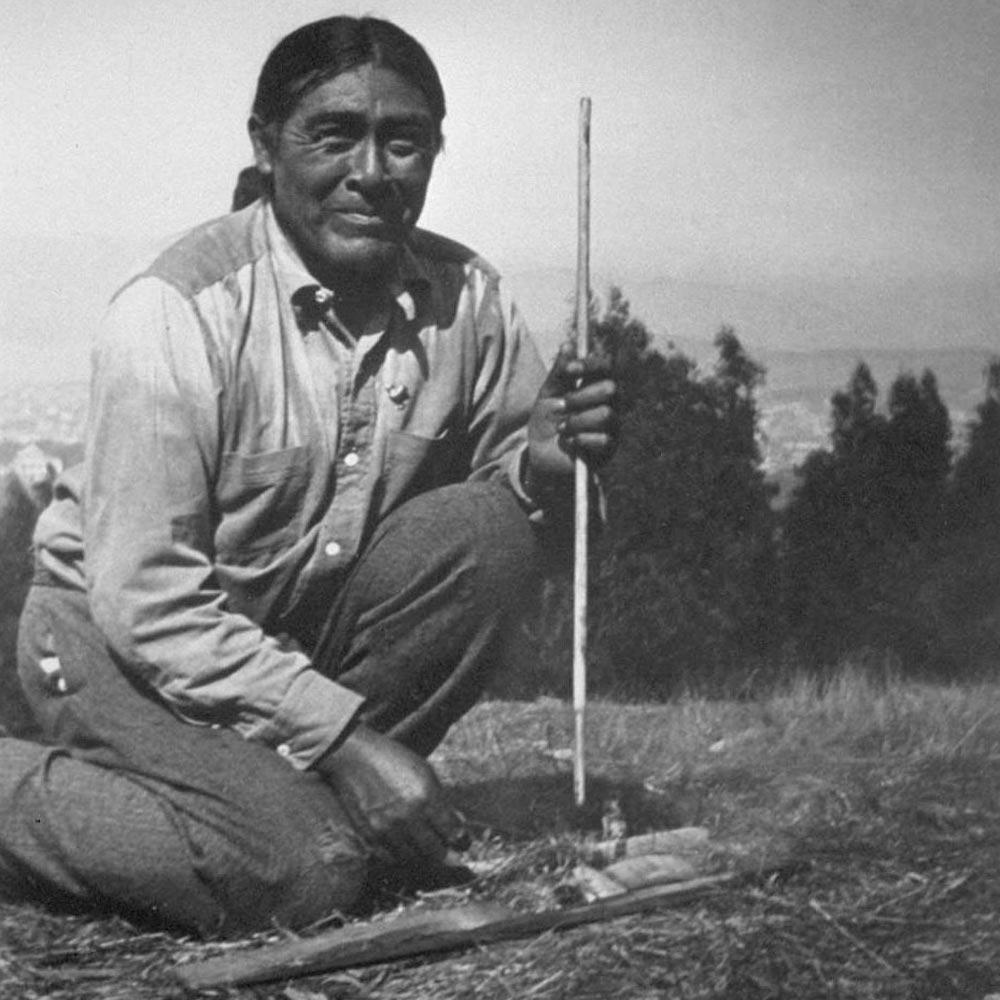 Ishi native american yahi people