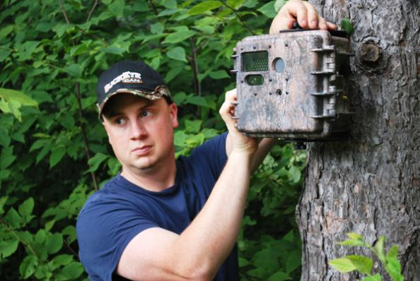 Deer Hunting: Set Trail Cameras Without Blowing Your Season