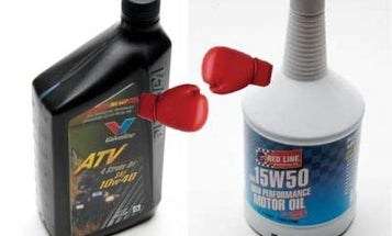 Synthetic vs. Conventional Oil