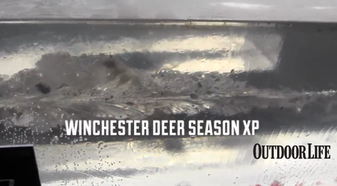 New Rifle Load: Winchester Deer Season XP