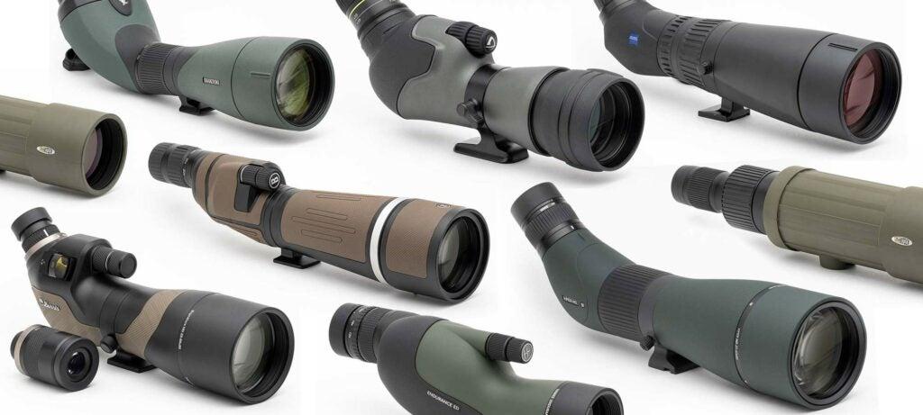 2018 best spotting scopes for hunting