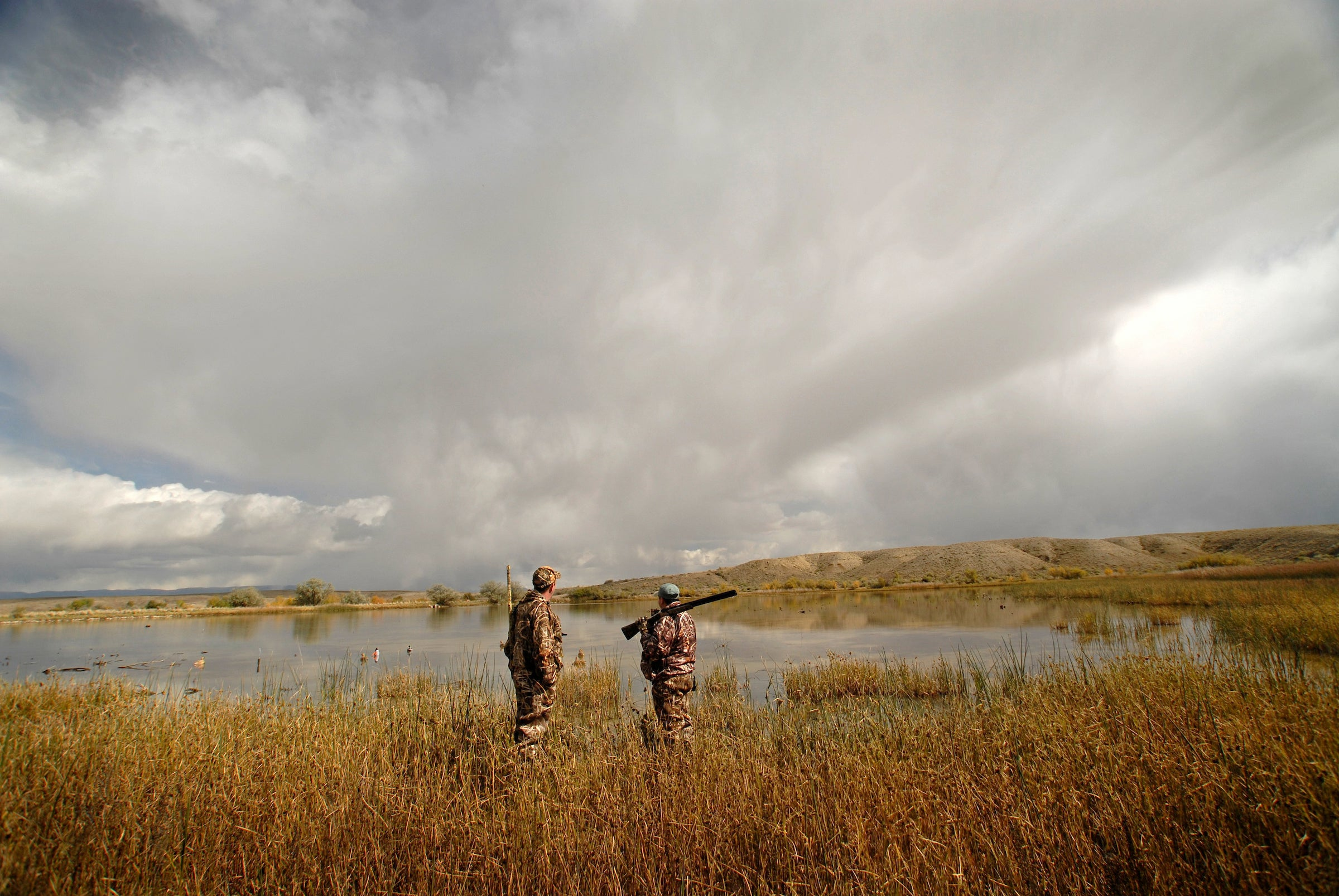 Here's What 7 Major Fish and Game Conservation Groups Have to Say About Climate Change