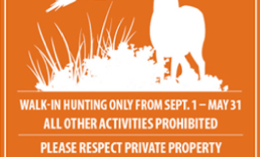 Iowa's IHAP Opens Private Lands to Public Hunting, Will it Work?