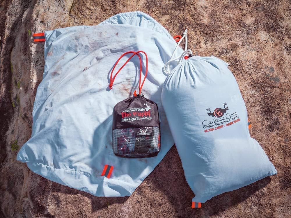 Caribou Gear Meat-Hauling Bags