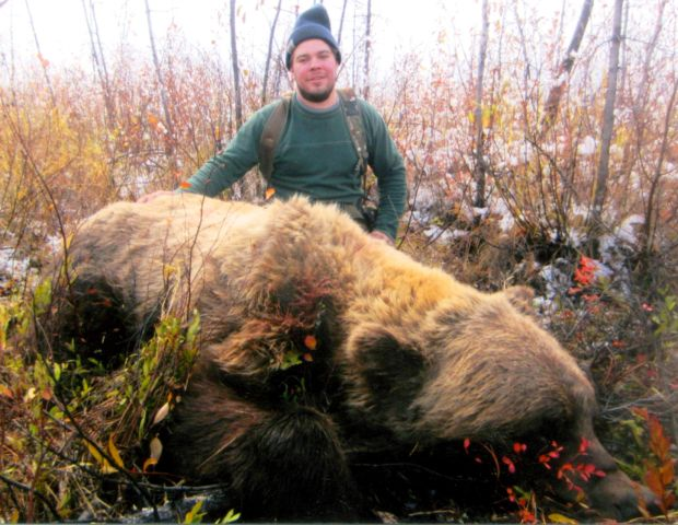 Record Bear: Alaska Grizzly Biggest Ever Taken by a Hunter