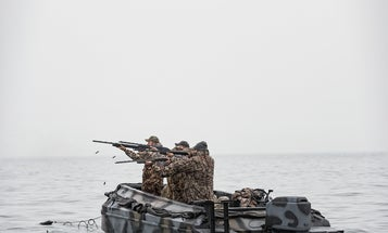 Waterfowl Hunting: Open-Water Divers