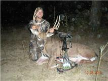 Another Pope and Young Buck Down
