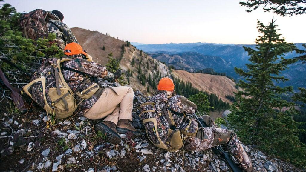 hunters glassing greyback ridge