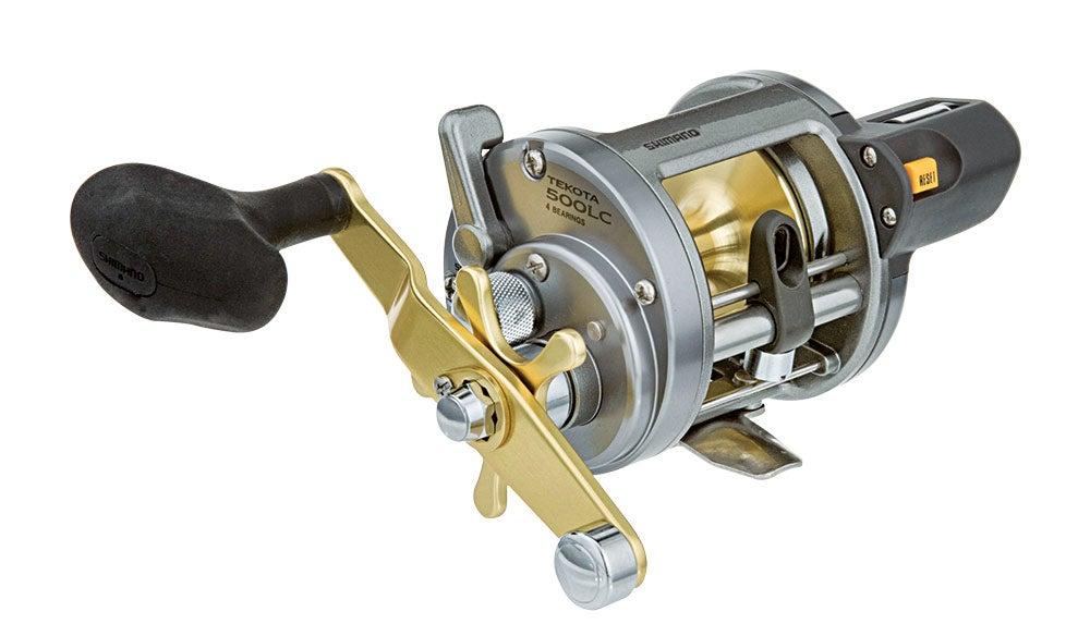 shimano 500lc fishing reel