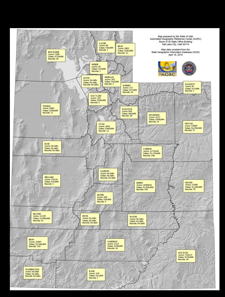 Utah public land