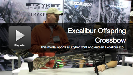 New Crossbows: Excalibur Offspring