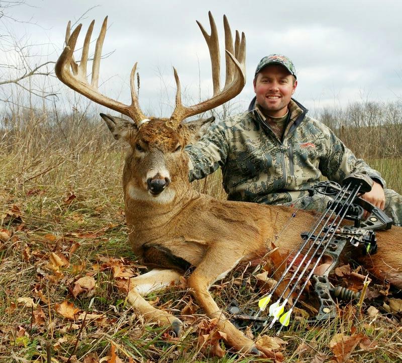 Monster Buck Wisconsin Deer of the Year 2015