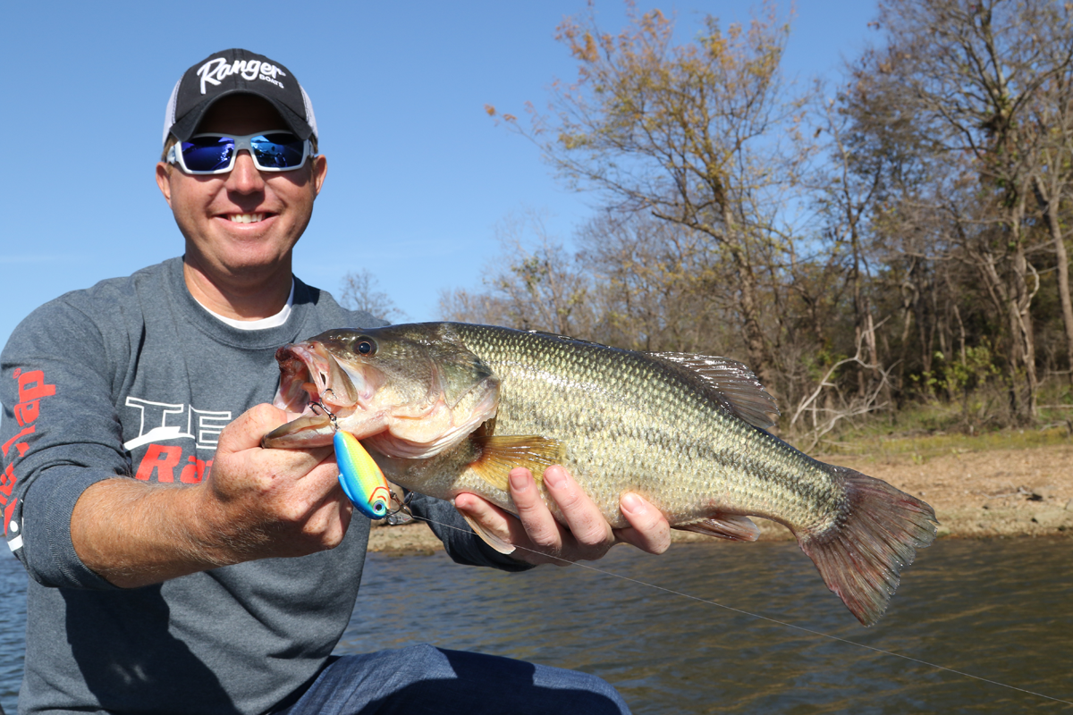 Catch Big Bass in Muddy Water With the Right Lure