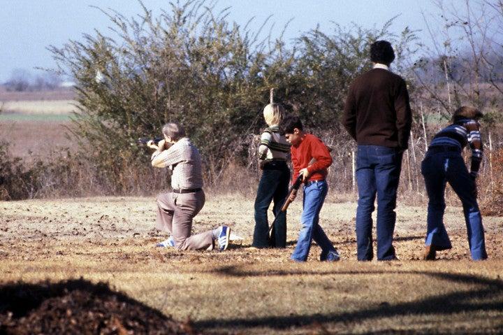 president carter, guns, jimmy carter, shotgun