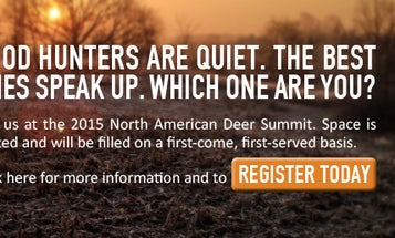 If You're a Deer Hunter, You Need to Go to the North American Deer Summit