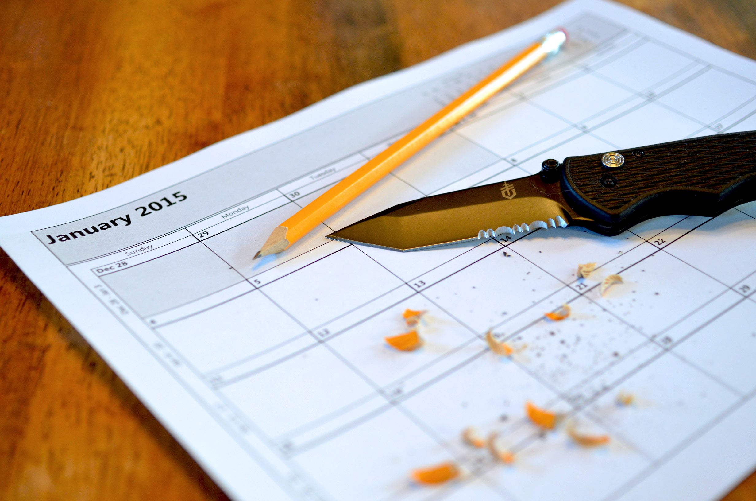 Survival Skills: 11 New Year's Resolutions for 2015