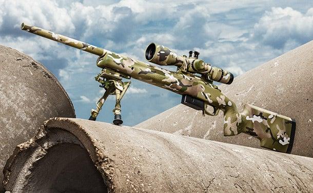 long range shooting building a custom 308