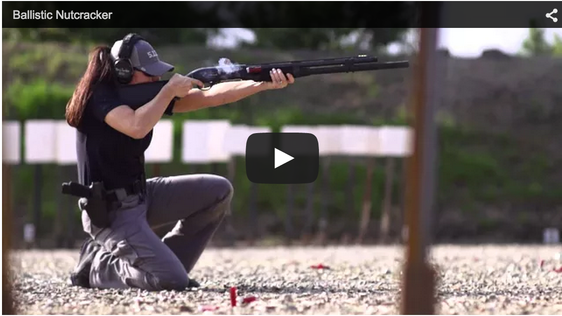 Video: Ballistic Nutcracker from 511