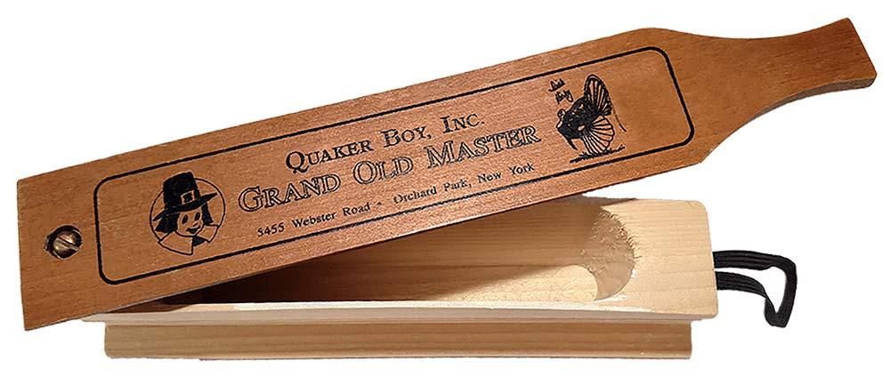Quaker Boy Grand Ole master turkey call