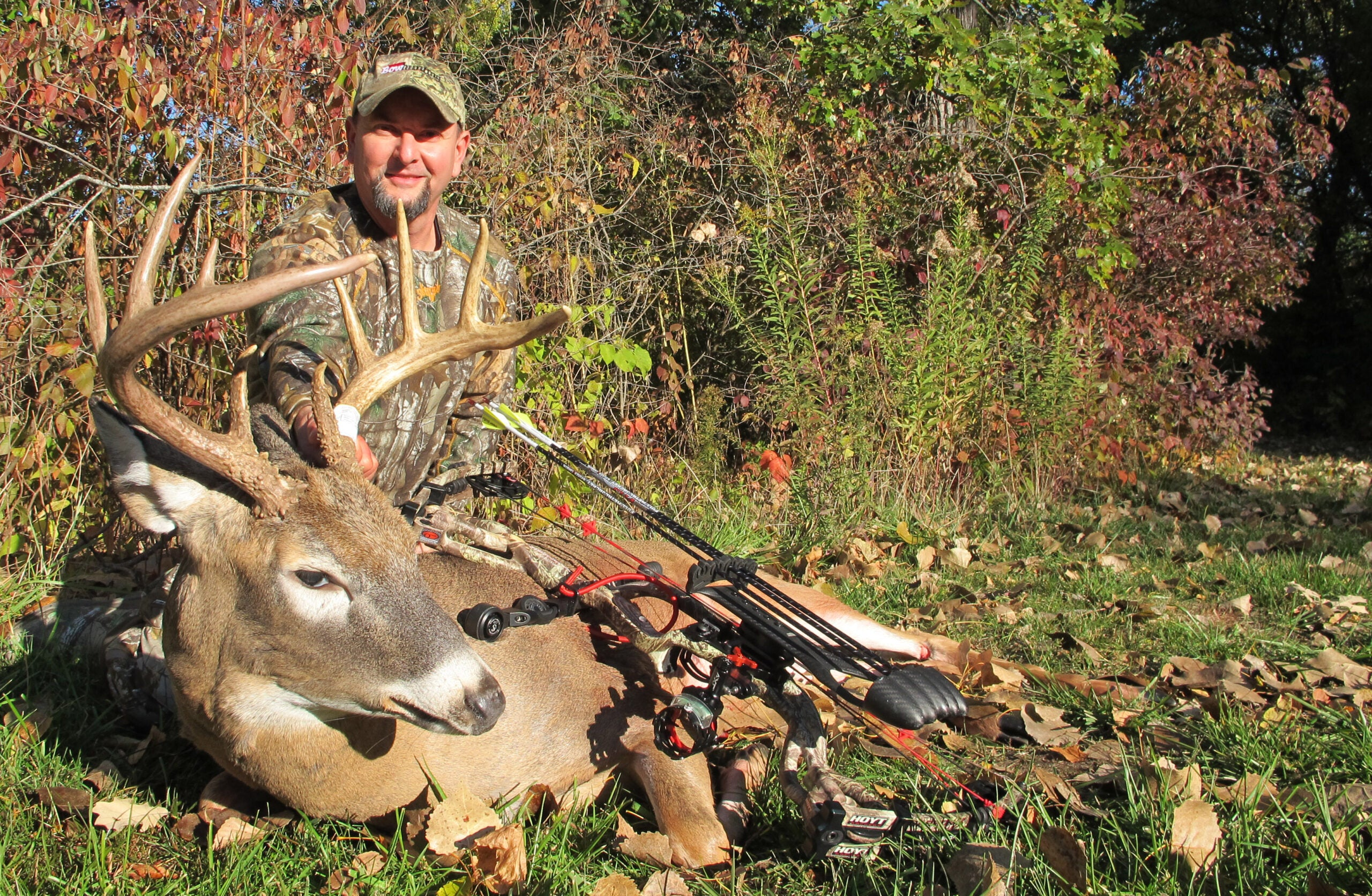How to Beat the Wind: 4 Setup Tips for Killing Hill-Country Whitetails