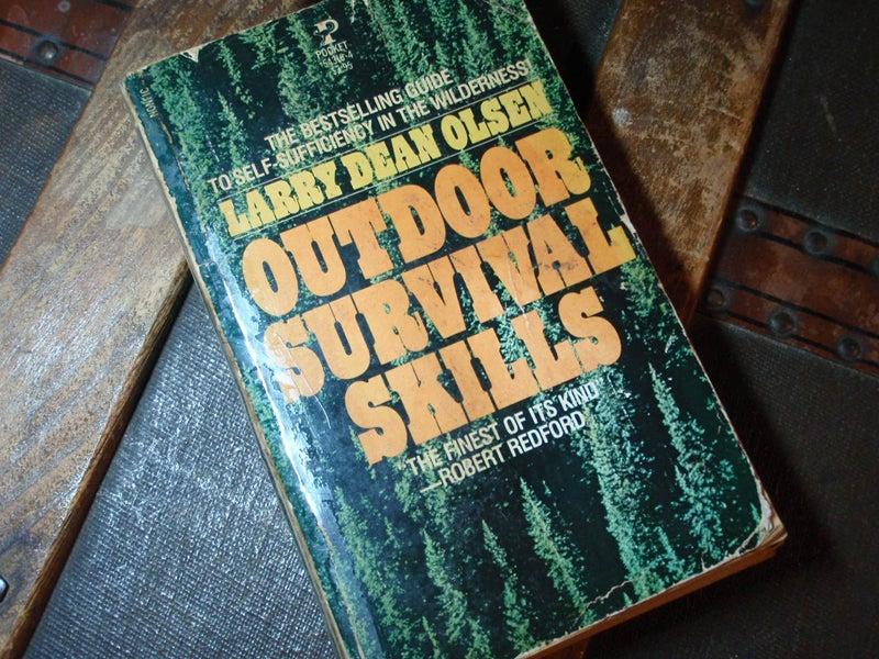 outdoor survival skills book