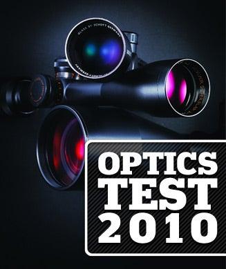 New Optics Test 2010