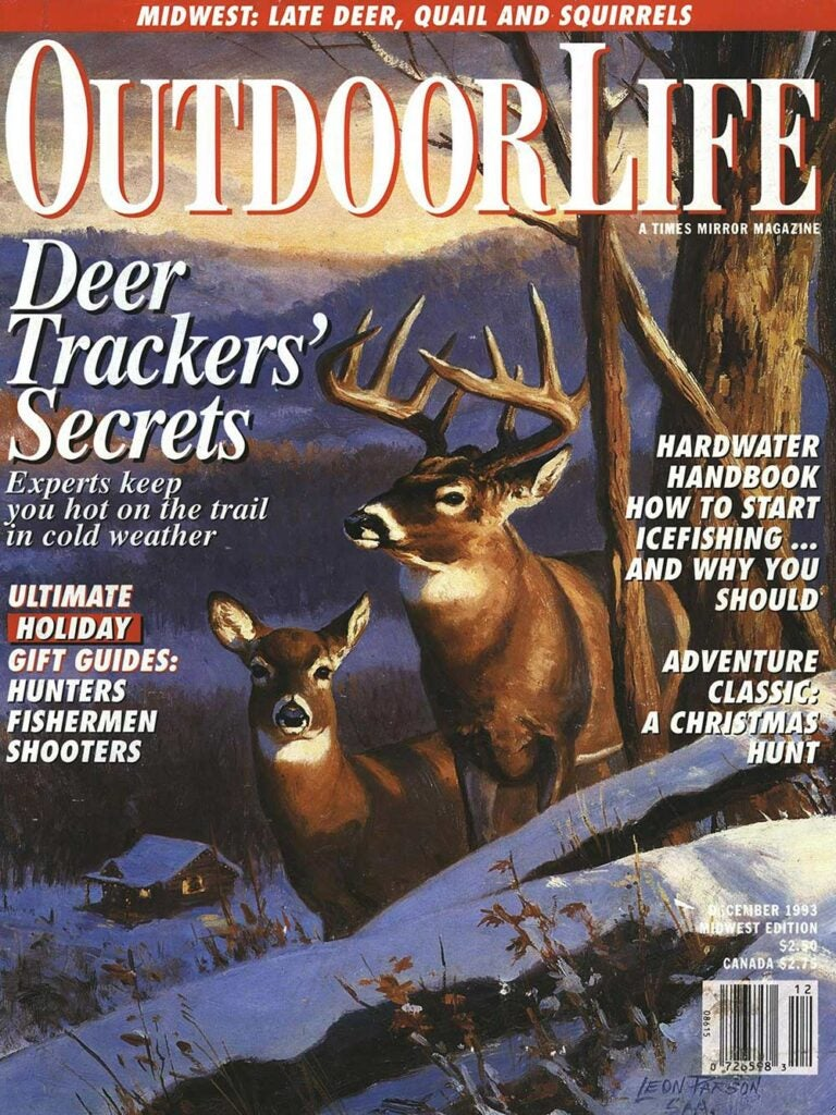 December 1993 Cover of Outdoor Life