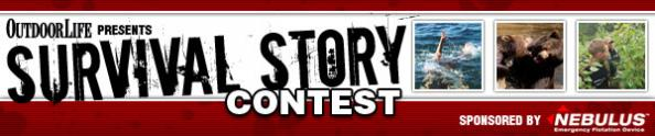 Survival Story Contest Winner ANNOUNCED