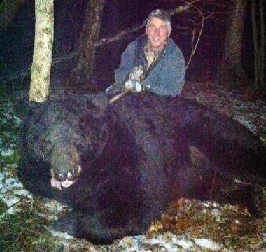 Two Record Black Bears Taken in New Jersey