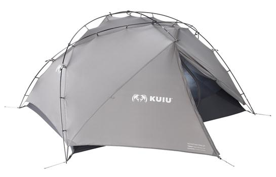 Video: New KUIU Mountain Star Tent vs. Airboat