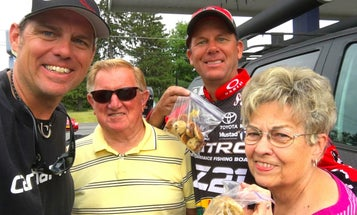 How Cookies May Have Fueled Kevin VanDam's Fishing Resurgence