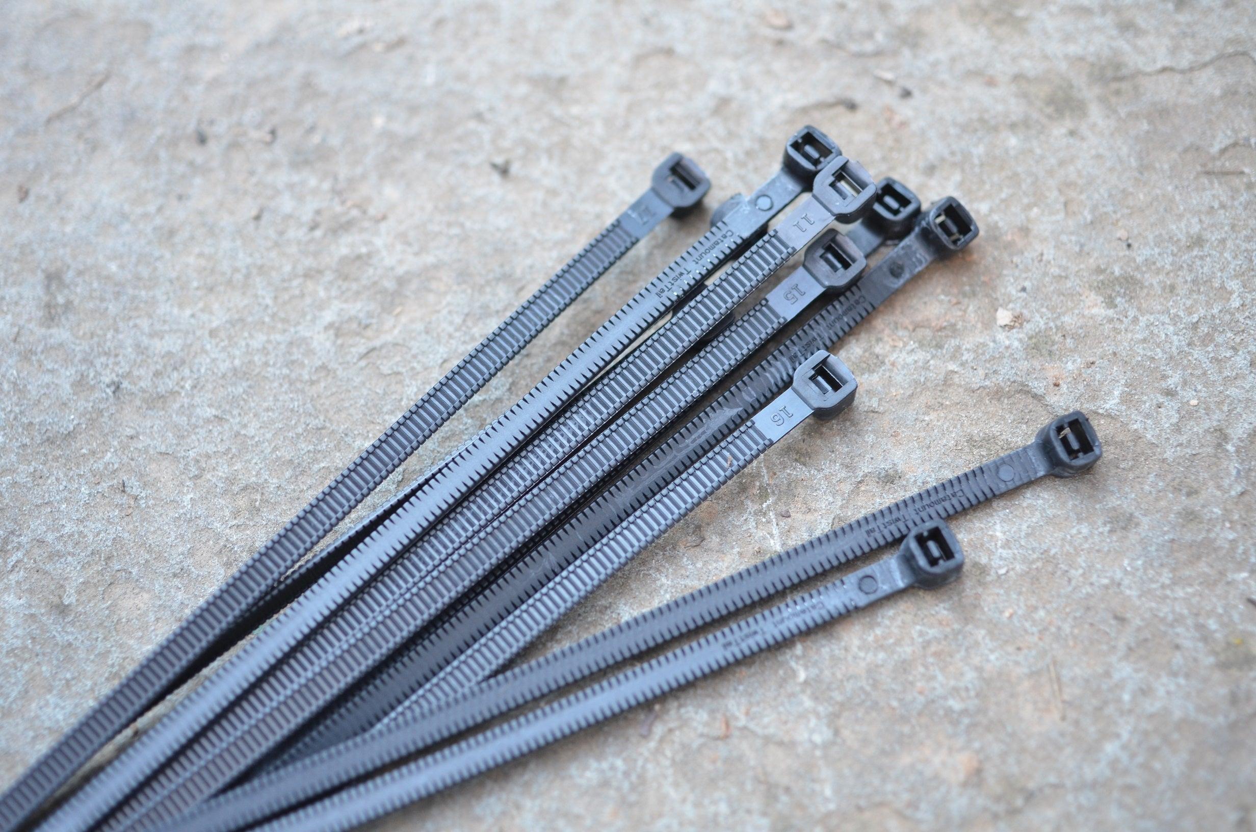 Survival Skills: 3 Ways To Escape Zip Tie Handcuffs