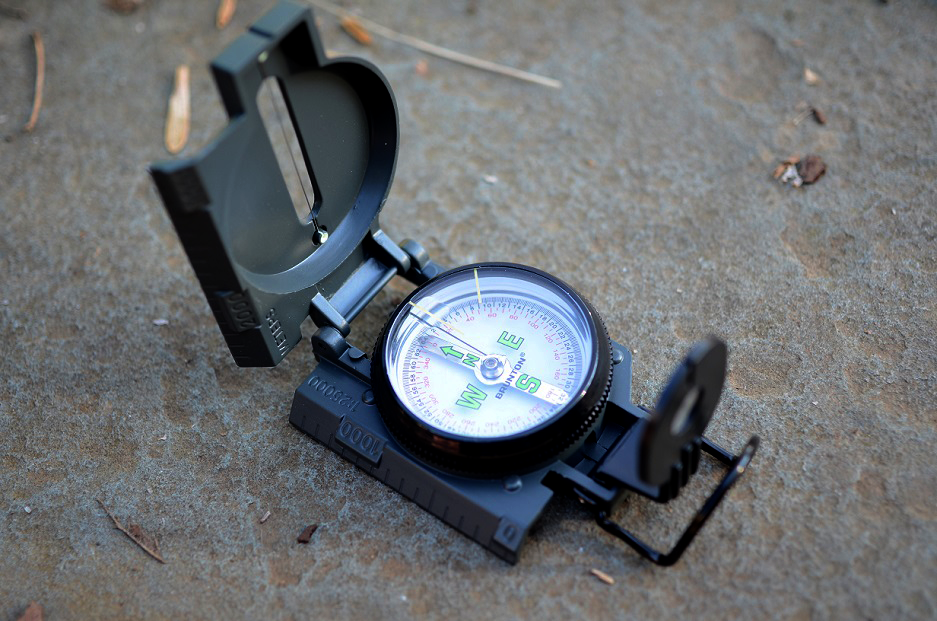 Survival Gear Review: Brunton 9077 Lensatic Compass
