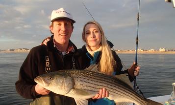Striped Bass: Where to Fish the Spring Striper Run