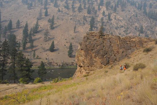 Cast-and-Blast on Idaho's Middle Fork Salmon River
