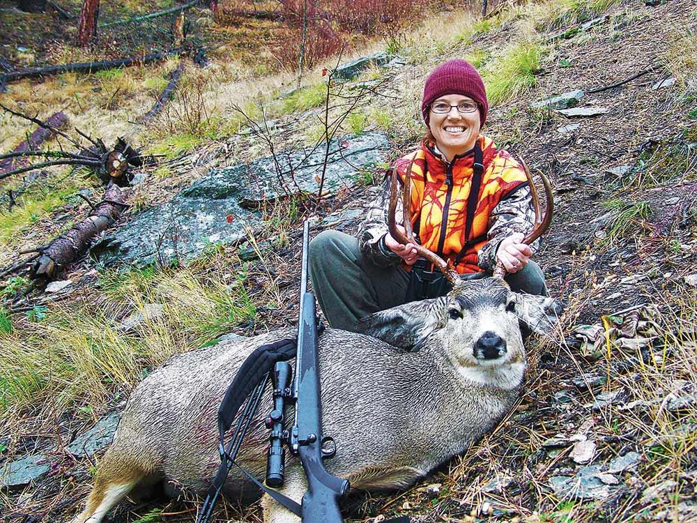burn lands whitetail deer hunting