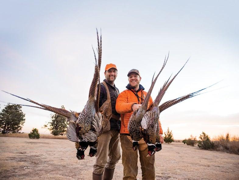 Texas Pheasant Hunters