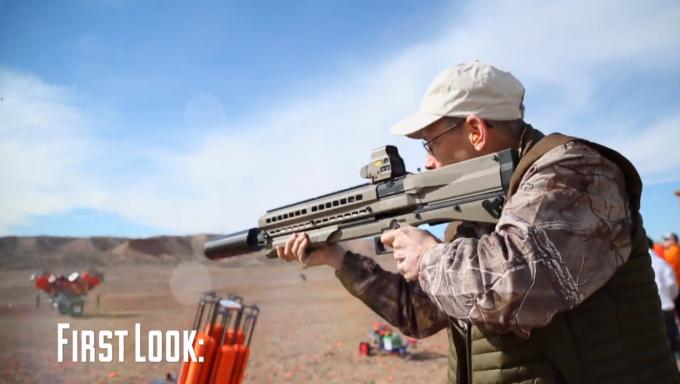 New Shotgun: UTAS 15